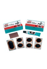 PUNCTURE REPAIR KIT REMA TIP TOP TT02 (7 patches, glue, sand paper)