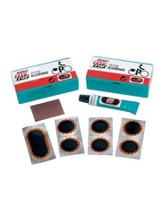 PUNCTURE REPAIR KIT REMA TIP TOP TT02 (7 patches, glue, sand paper)