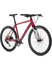 Saracen Saracen Levarg Flat Bar Red