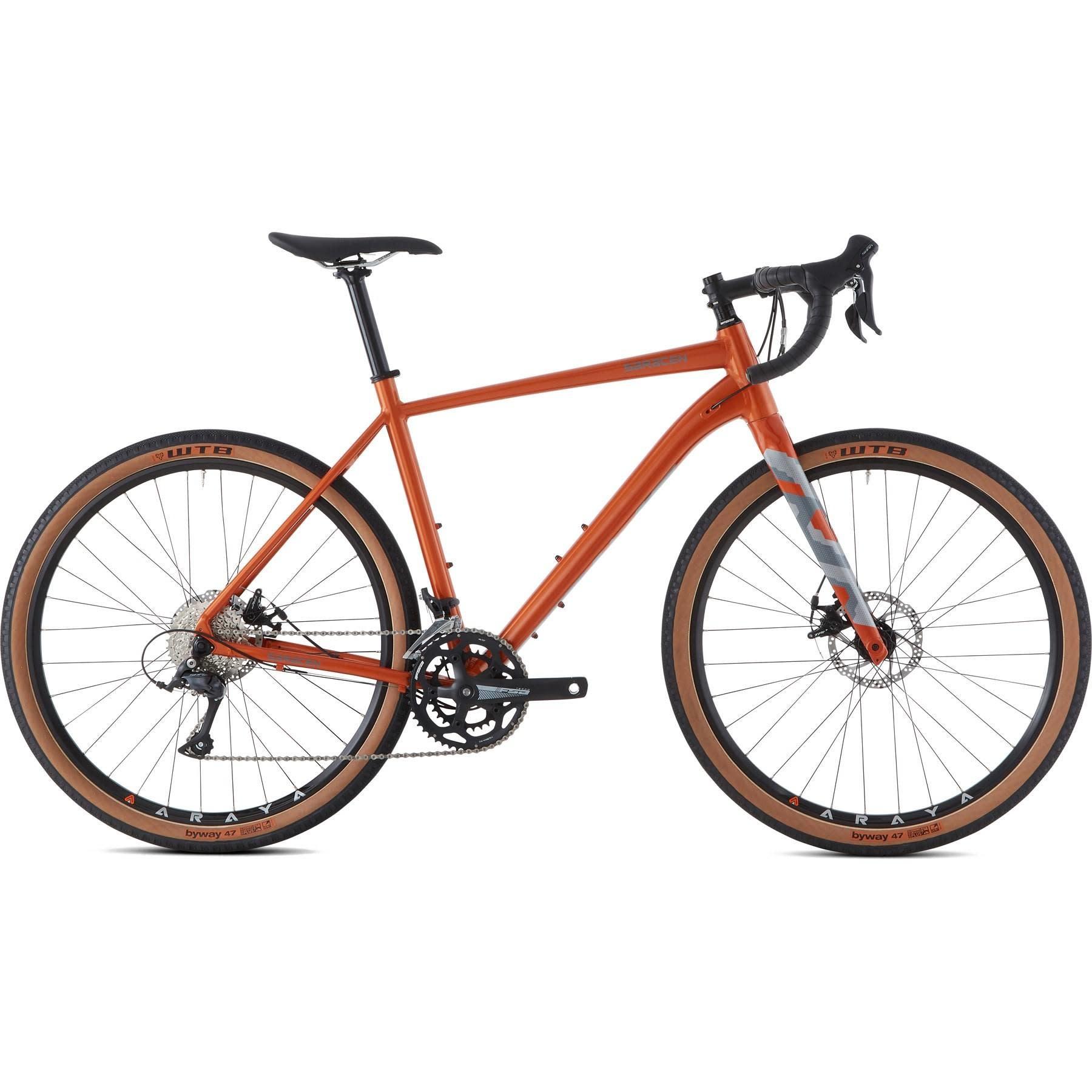 Saracen Saracen Levarg 2020 Orange