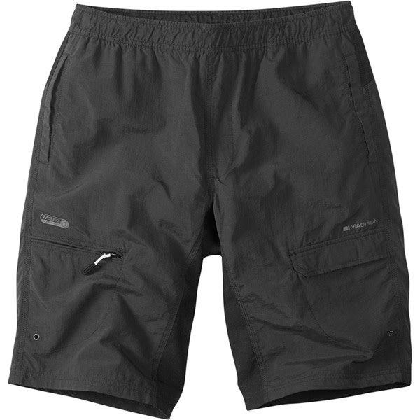 Madison Madison Freewheel Mens Shorts With Liner 2020 Black