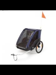 Polisport POLISPORT KIDS TRAILER (1 or 2 Kids), Stroller Kit Not Included
