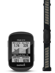 Garmin Garmin Edge 130 Plus GPS Computer - Performance Bundle (includes HR Strap and Standard Mount) 2020