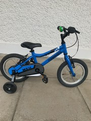 Ridgeback MX14 14w Blue Kids Second Hand Bike ***Prive Sale***