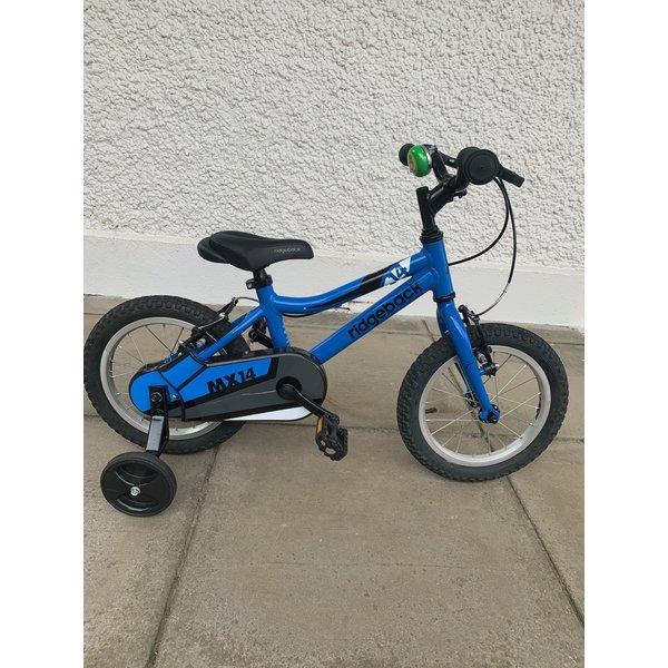 Ridgeback MX14 14w Blue Kids Second Hand Bike ***Prive Sale***
