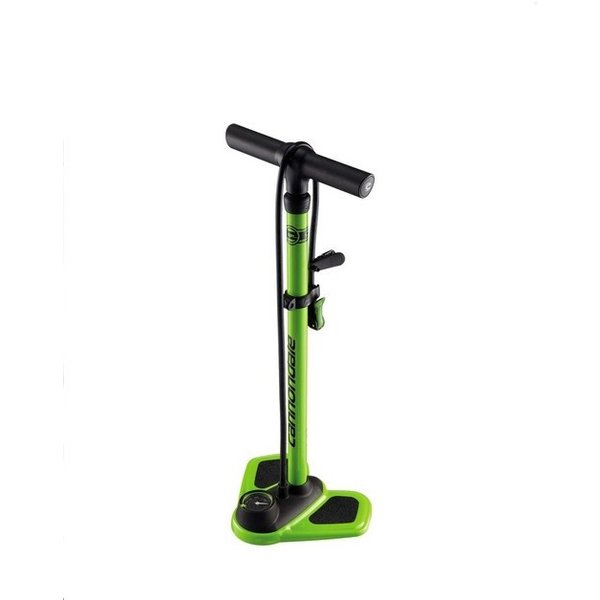 Cannondale Cannondale Airport Nitro Floor Pump 160psi - Green