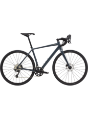 Cannondale Cannondale Topstone 1 2021 (GRX 800/600 Shifting, GRX 400 hydraulic brakes) Slate Gray