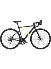 Cannondale Cannondale CAAD13 Disc 105 Womens Road Bike 2020 (Black/Green - Small 51cm)
