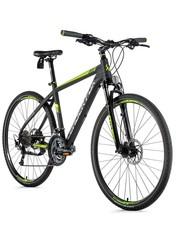 Leader Fox Leader Fox Point Pro City Bike 2020 Grey/Green