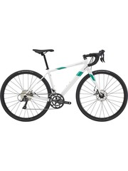Cannondale Cannondale Synapse Alloy Sora Womens Road Bike 2020 White/Green