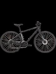 Cannondale Cannondale Quick Disc 5 City Bike 2021 Matte Black