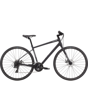 Cannondale Cannondale Quick Disc 5 City Bike 2021 Matte Black
