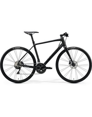 Merida Merida Speeder 400D Black 2021