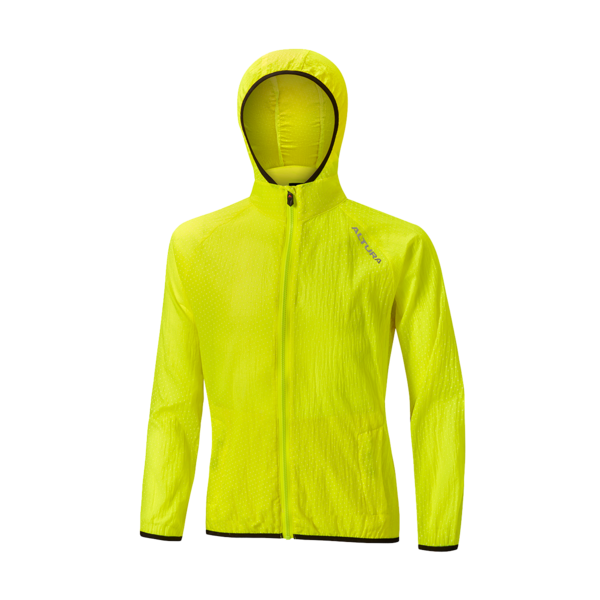 Altura Altura Airstream High Visibility Kids Cycling Jacket Yellow