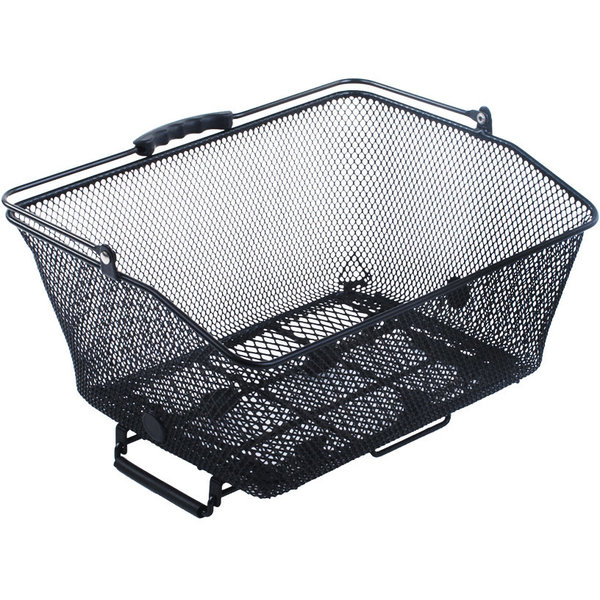 M Part M Part Brocante Mesh Rear Basket with spring clips and handles