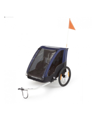 Polisport POLISPORT KIDS TRAILER (1 or 2 Kids), Stroller Kit Not Included