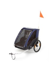 Polisport POLISPORT KIDS TRAILER (1 or 2 Kids), Stroller Kit Included