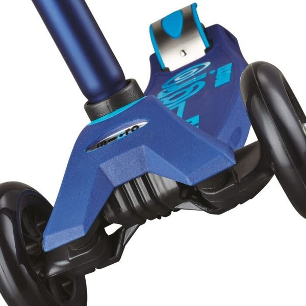 Microscooter MICROSCOOTER MAXI DELUXE NAVY BLUE D072  SCOOTER