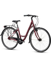 Ridgeback RIDGEBACK AVENIDA 7SP NEXUS LDS CITY BIKE 2021 RED