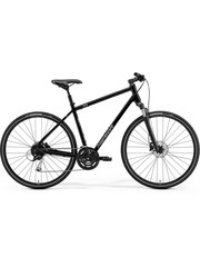 Merida Merida Crossway 100D City Bike 2021 Black