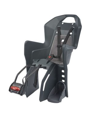Polisport Child Seat Polisport Koolah (frame mount, rear) Standard, Max 22kg