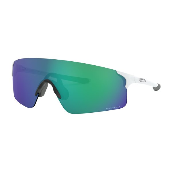 Oakley Oakley Evzero Blades Matte White - Prizm Jade Lens