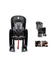 Polisport Polisport Bilby Maxi CFS Rear Carrier Mount Child Seat (fits on top of the bike carrier rack), Max 22kg