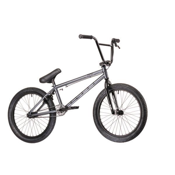 Blank Blank Tyro BMX Bike 2021 Steel Grey 20w