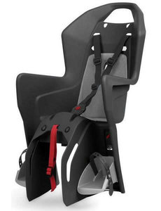 Polisport Polisport Koolah Rear Carrier Mount Child Seat (fits on top of the bike carrier rack), Max 22kg