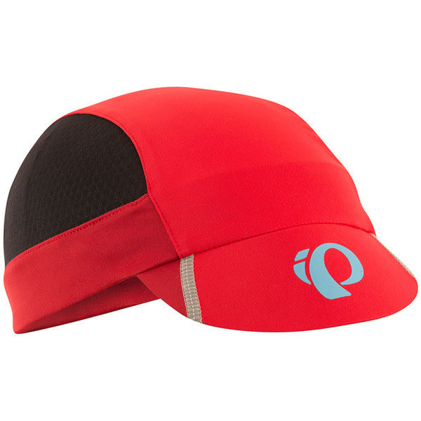 Pearl Izumi Pearl Izumi Unisex Transfer Cycling Cap, True Red/Chili Pepper, One Size