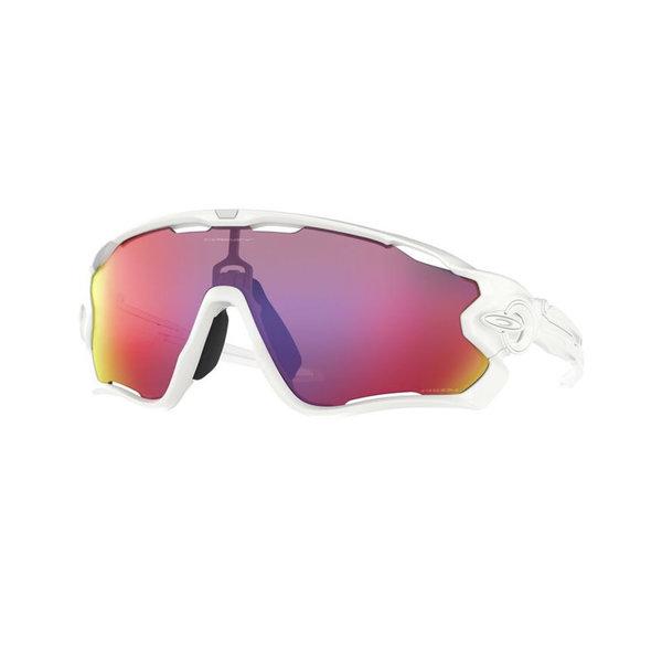 Oakley Oakley Jawbreaker Polished White - Prizm Road Lens