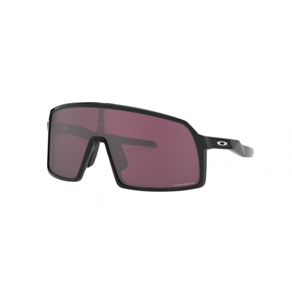 Oakley Sunglasses Oakley Sutro S Polished Black - Prizm Road Black Lens