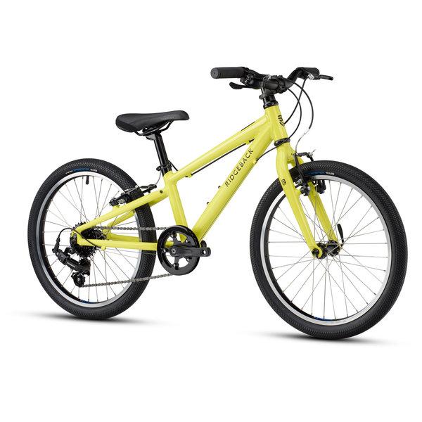 Ridgeback Ridgeback Dimension Kids Bike from 5 years 20w 2021 Lime