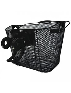 Basket Oxford Mesh Basket With Quick Release Bracket