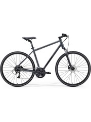 Merida Merida Crossway 40D City Bike 2021 Grey/Black