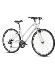 Ridgeback Ridgeback Motion Open Frame LDS City Bike 2021 Silver (ETA June 2021)