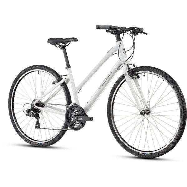 Ridgeback Ridgeback Motion Open Frame LDS City Bike 2021 Silver