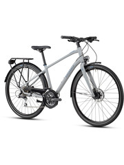 Ridgeback Ridgeback Element EQ City Bike (Mudguards, carrier rack, lights included) 2021 Grey (ETA June 2021)
