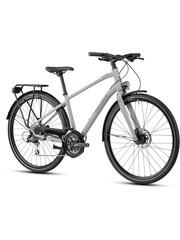 Ridgeback Ridgeback Element EQ City Bike (Mudguards, carrier rack, lights included) 2021 Grey
