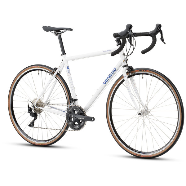 Genesis Genesis Equilibrium Shimano 105 Rim Brake Road Adventure Bike 2021