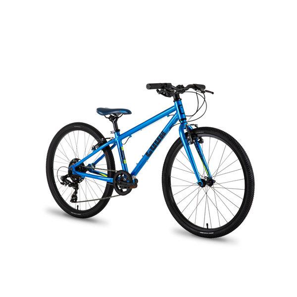 Cuda CUDA TRACE Kids Bike from 7 years 24W 2021 BLUE