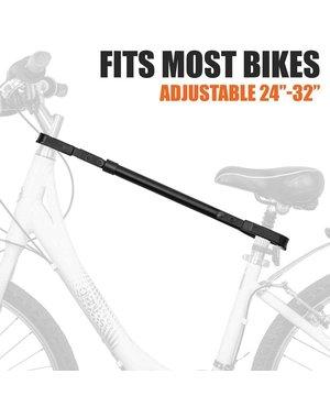 Maypole Maypole Extendable Bike Frame Adaptor For Car Rack
