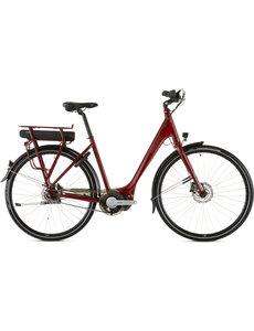 Ridgeback Electric Bike Ridgeback Electron Plus 2021 Red