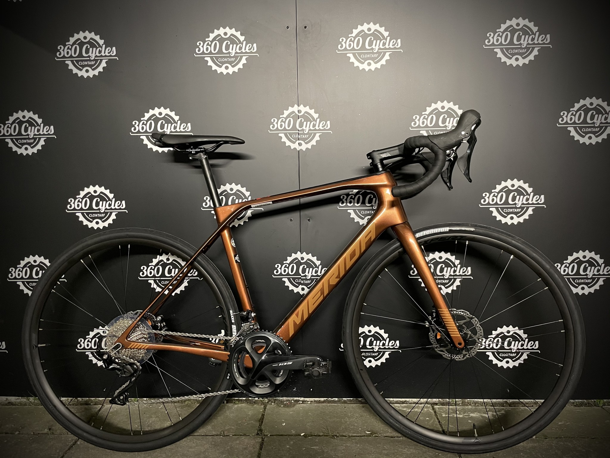 How to choose a correct style and size bike?