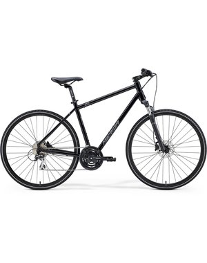 Merida Merida Crossway 20D City Bike 2021 Black