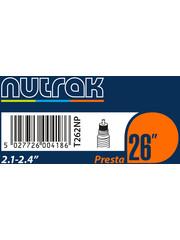 Nutrak Inner Tube 26 x 2.10 – 2.40, Presta Valve, (tube26) (single)