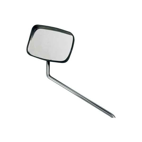 Raleigh Raleight Oblong Bicycle Mirror with Rain Shield