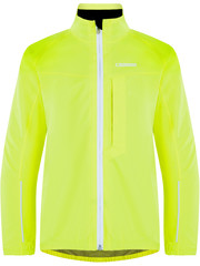 Madison Madison Protec Youth 2L High Visibility Waterproof Kids Cycling Jacket