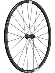 DT Swiss C 1800 SPLINE disc brake wheel, clincher 23 x 22 mm, front Black Front - 23 mm Aluminium Clincher