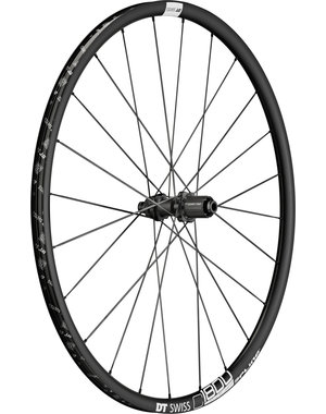 DT Swiss C 1800 SPLINE disc brake wheel, clincher 23 x 22 mm, rear Black Rear - 23 mm Aluminium Clincher